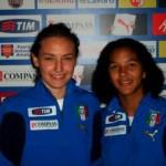 Ilaria Mauro e Sara Gama